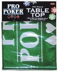Cover of ProPoker Table Green Felt - Tactic - 6416739030968