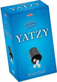 Cover of Yatzy Game with Cup - Tactic - 6416739403984
