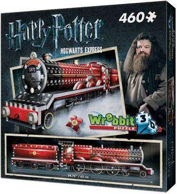 Cover of Hogwart's Express 460pc Puzzle Wrebbit - 665541010095