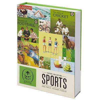 Cover of Ladybird Sports Jigsaw Puzzle - Lagoon - 677666019327