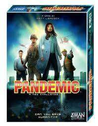 Cover of Pandemic - Z-Man Games - 681706711003