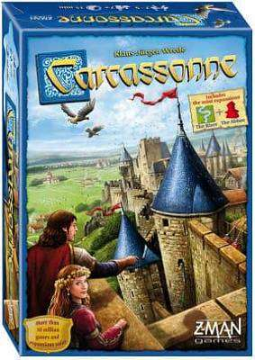 Cover of Carcassonne - Esdevium Games - 681706781006