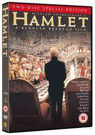 Cover of HAMLET DVD - Unknown - 7321900826839
