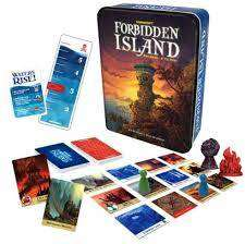 Cover of Forbidden Island Game - Gamewright - 759751003173