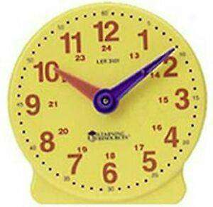 Cover of 24-Hour Student Clock - 765023009163