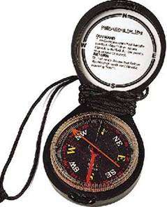 Cover of Liquid Filled Durable 5cm Compass - Learning Resources - 765023012620
