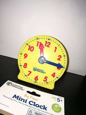 "Cover of Mini Clock 4"" - 765023036756"