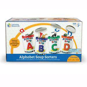 Cover of Alphabet Soup Starters - 765023068016