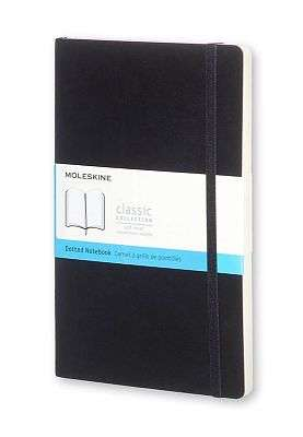 Cover of MS LG DOTTED NOTEBOOK SOFT - Moleskine - 8051272892741