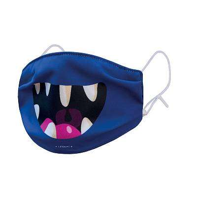 Cover of What a mask! Reuseable Face Mask - Smile - Kids Size - Legami - 8052461964690