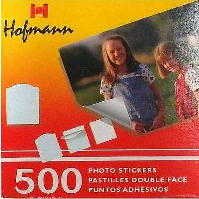Cover of Hofmann Photo Stickers 500 Pack - 8412457008041