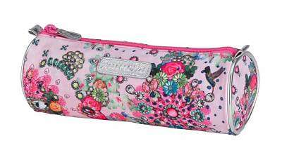 Cover of Accessorize Flower Pink Pencil Case - 8718803317493