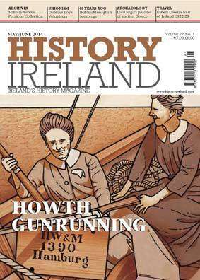 Cover of History Ireland March/April Volume 27 Number 2 - 9770791822112