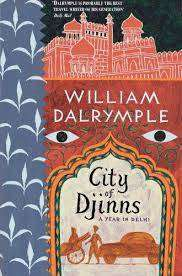 Cover of CITY OF DJINNS: A YEAR IN DELHI - William Dalrymple - 9780006375951