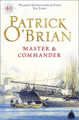 Cover of Master and Commander - Patrick O'Brian - 9780006499152