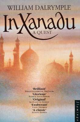 Cover of IN XANADU - William Dalrymple - 9780006544159