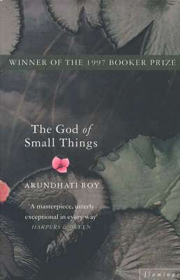 Cover of The God of Small Things - Arundhati Roy - 9780006550686