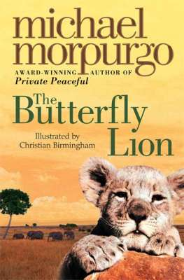 Cover of Butterfly Lion - Michael Morpurgo - 9780006751038