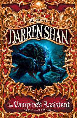 Cover of The Saga of Darren Shan 2 : The Vampire's Assistant - Darren Shan - 9780006755135