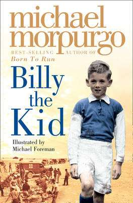 Cover of Billy the Kid - Michael Morpurgo - 9780007105472