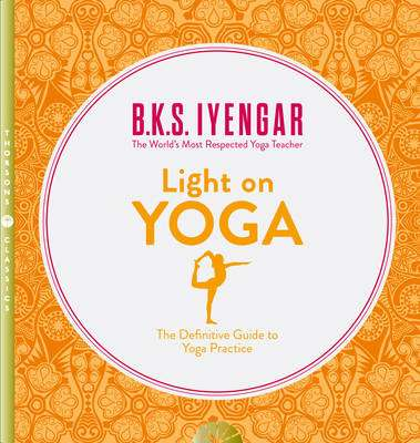 Cover of LIGHT ON YOGA - B.K.S. Iyengar - 9780007107001