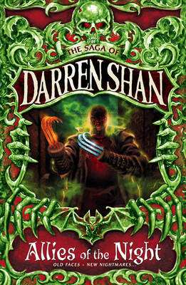 Cover of The Saga of Darren Shan 8 : Allies of the Night - Darren Shan - 9780007137800