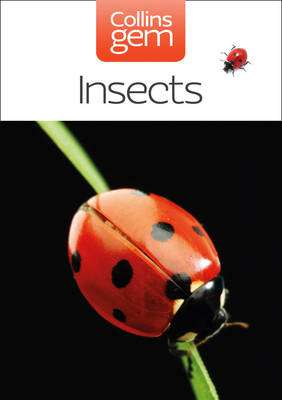 Cover of INSECTS COLLINS GEM - Chinery Michael - 9780007146246