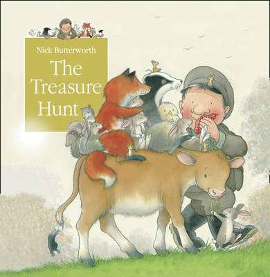 Cover of TREASURE HUNT TALE FROM PERCY'S PAR - Butterworth n - 9780007155170