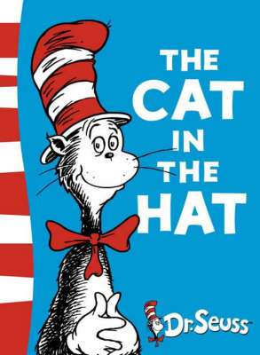 Cover of The Cat in the Hat - Dr. Seuss - 9780007158447