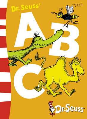 Cover of Dr. Seuss ABC Book - Dr. Seuss - 9780007158485