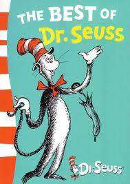 Cover of The Best of Dr. Seuss - Dr. Seuss - 9780007158539