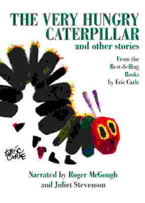 Cover of The Very Hungry Caterpillar - Eric Carle - 9780007161515