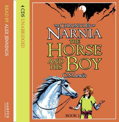 Cover of HORSE AND HIS BOY AUDIO CD UNABRIDG - Lewis C s - 9780007161638