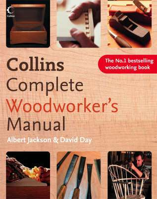 Cover of Collins Complete Woodworkers Manual - Albert Jackson - 9780007164424
