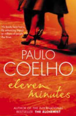 Cover of ELEVEN MINUTES - Paulo Coelho - 9780007166046