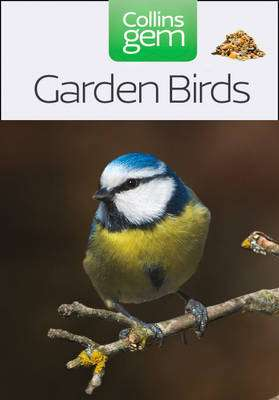 Cover of Garden Birds - Collins Gem - Stephen Moss - 9780007176144