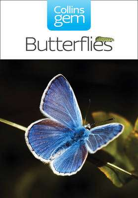 Cover of Collins Gem Butterflies - Michael Chinery - 9780007178520
