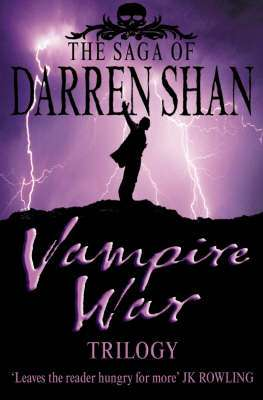 Cover of Vampire War - Shan Darren - 9780007179589