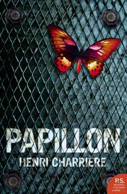 Cover of Papillon - Henri Charriere - 9780007179961