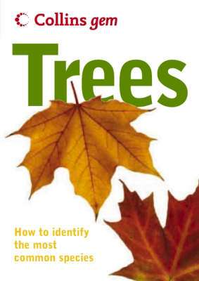 Cover of Collins Gem Trees - Alastair Fitter - 9780007183067