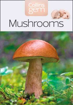 Cover of MUSHROOMS - COLLINS GEM - Patrick Harding - 9780007183074
