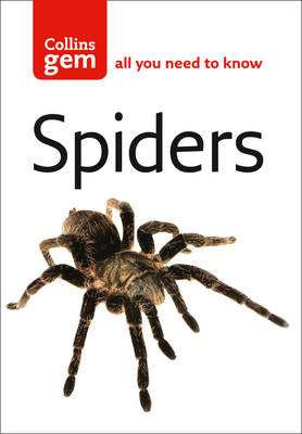 Cover of Spiders (Collins Gem) - Paul Hillyard - 9780007191710
