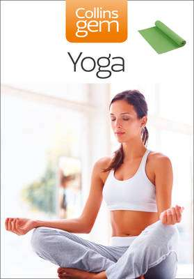 Cover of YOGA - COLLINS GEM - Gem Yoga Pb - 9780007196845