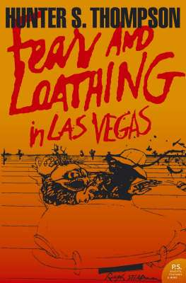 Cover of Fear and Loathing in Las Vegas - Hunter S. Thompson - 9780007204496