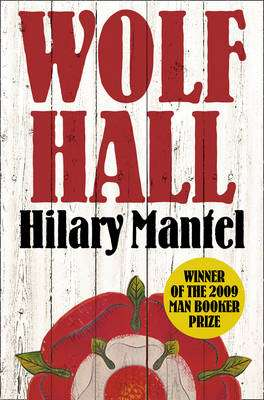 Cover of Wolf Hall - Hilary Mantel - 9780007230204