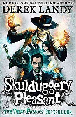 Cover of Skulduggery Pleasant 1 - Derek Landy - 9780007241620