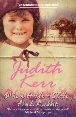 Cover of When Hitler Stole Pink Rabbit - Judith Kerr - 9780007274772