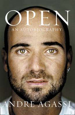Cover of Open : An Autobiography - Andre Agassi - 9780007281435
