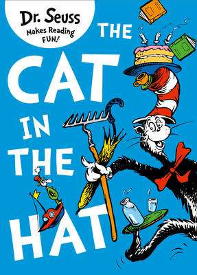 Cover of The Cat In The Hat - Dr. Seuss - 9780007348695