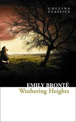 Cover of Wuthering Heights - Emily Bronte - 9780007350810
